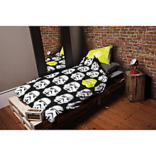 Buy Star Wars Stormtrooper Duvet Cover Set, Single Online at johnlewis.com