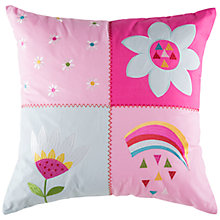 Buy Kas Fiesta Friends Cushion Online at johnlewis.com
