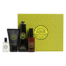 Buy Crabtree & Evelyn West Indian Lime Travel Set Online at johnlewis.com