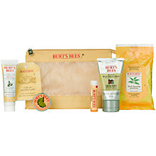 Buy Burts Bees New Perennial Life's an Adventure Skincare Travel Set Online at johnlewis.com