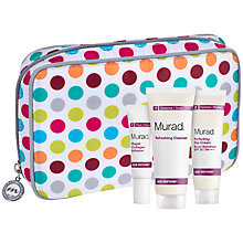 Buy Murad Age Reform Jet Set Kit Online at johnlewis.com