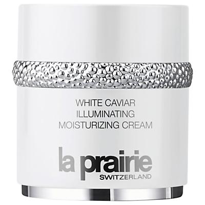 shop for La Prairie White Caviar Illuminating Moisturising Cream, 50ml at Shopo