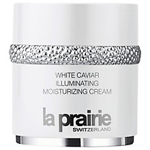 Buy La Prairie White Caviar Illuminating Moisturising Cream, 50ml Online at johnlewis.com