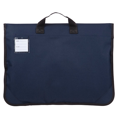 ... School Unisex Book Bag, Navy Blue Online at johnlewis