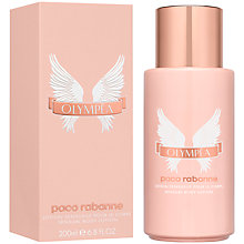 Buy Paco Rabanne Olympéa Body Lotion, 200ml Online at johnlewis.com
