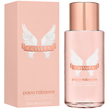 Buy Paco Rabanne Olympéa Shower Gel, 200ml Online at johnlewis.com