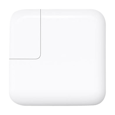 Image of Apple MJ262B/A 29W USB-C Power Adaptor for MacBook