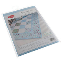 Buy Groves Quilt Kit, Blue Online at johnlewis.com