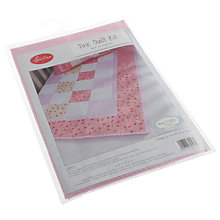 Buy Groves Quilt Kit, Pink Online at johnlewis.com
