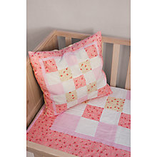 Buy Groves Cushion Kit, Pink Online at johnlewis.com