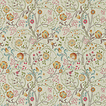 Buy Morris & Co Mary Isobel Wallpaper Online at johnlewis.com