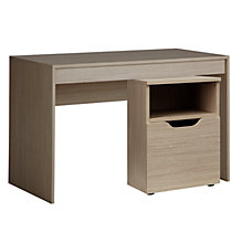 Buy John Lewis The Basics Dexter Office Desk & Filing Cabinet Online at johnlewis.com
