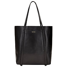 Buy Whistles Connaught Leather Tote Bag Online at johnlewis.com