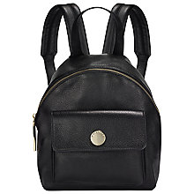 Buy Whistles Mini Madison Sporty Backpack, Black Online at johnlewis.com