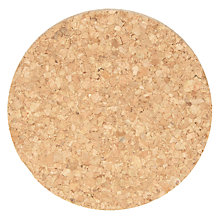 Buy House by John Lewis Cork Coaster Online at johnlewis.com