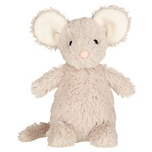 Buy Jellycat Poppet Mouse Christmas Decoration Online at johnlewis.com