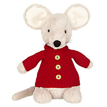 Buy Jellycat Christmouse Toy Online at johnlewis.com