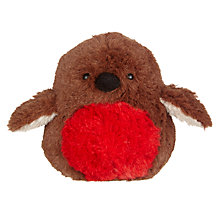 Buy Jellycat Poppet Robin Christmas Decoration Online at johnlewis.com