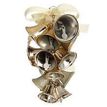Buy John Lewis Enchantment Gold Bell Hanger Online at johnlewis.com