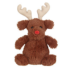 Buy Jellycat Poppet Reindeer Christmas Decoration Online at johnlewis.com