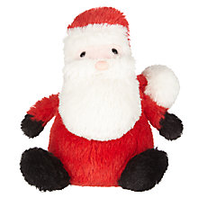 Buy Jellycat Poppet Santa Online at johnlewis.com