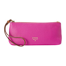 Buy Fossil Leather Purse Online at johnlewis.com