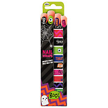 Buy NPW Halloween Nail Wraps, Pack of 12 Online at johnlewis.com