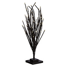Buy John Lewis Halloween Tree, Black Online at johnlewis.com