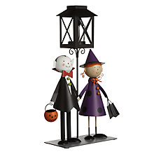 Buy John Lewis Dracula and Witch Tealight Lantern Online at johnlewis.com