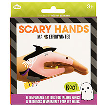 Buy NPW Halloween Scary Hands, Pack of 8 Online at johnlewis.com