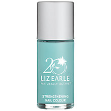 Buy Liz Earle Signature Nail Colour Limited Edition, Signature Blue, 12ml Online at johnlewis.com