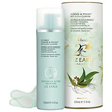 Buy Liz Earle Cleanse & Polish 20 Years Limited Edition, 150ml Online at johnlewis.com