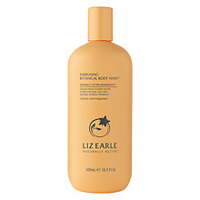 Buy Liz Earle Energising Body Wash, 500ml Online at johnlewis.com
