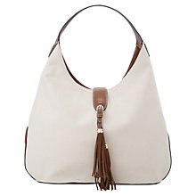 Buy Mango Tassel Hobo Bag Online at johnlewis.com