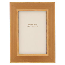 "Buy John Lewis Handmade Photo Frame, 4 x 6"" Online at johnlewis.com"
