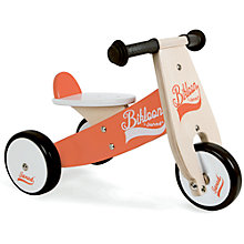 Buy Janod Bikloon Trike Online at johnlewis.com