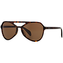 Buy Prada PR22RS Aviator Sunglasses Online at johnlewis.com