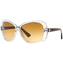 Buy Michael Kors MK6018 Butterfly Framed Sunglasses Online at johnlewis.com