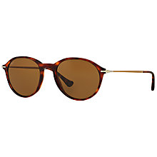 Buy Persol PO3125S Polarised Oval Framed Sunglasses Online at johnlewis.com