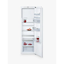 Buy Neff KI2823F30G Integrated Fridge, A++ Energy Rating, Right-Hand Hinge, 56cm Wide, White Online at johnlewis.com