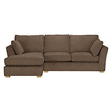 Buy John Lewis Harrison LHF Chaise End Online at johnlewis.com