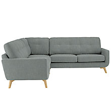 Buy John Lewis Barbican Corner Sofa, Blake Slate Online at johnlewis.com