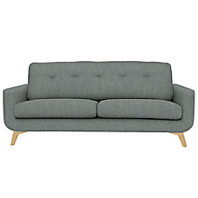 Buy John Lewis Barbican Large Sofa, Blake Slate Online at johnlewis.com