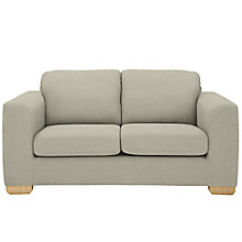 Buy John Lewis Felix Small Sofa, Evora Putty Online at johnlewis.com