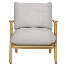 Buy John Lewis Johan Armchair, Finn Smoke Online at johnlewis.com
