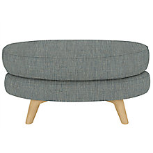 Buy John Lewis Barbican Footstool, Blake Slate Online at johnlewis.com
