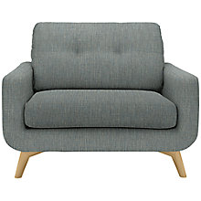 Buy John Lewis Barbican Snuggler, Blake Slate Online at johnlewis.com
