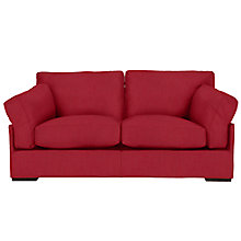 Buy John Lewis Java Medium Sofa, Aquaclean Lynton Red Online at johnlewis.com