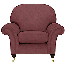 Buy John Lewis Beaumont Snuggler, Arden Burgundy Online at johnlewis.com