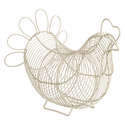 T&G Wire Chicken Egg Basket
